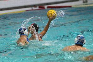 Казанский «Синтез» победил в первом матче Кубка России по водному поло