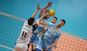 Волейбольный «Зенит-Казань» завершил выступление в Лиге чемпионов