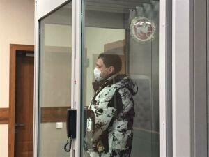 Казанец рассказал, что поджег опорный пункт полиции из мести