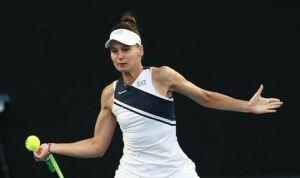 Вероника Кудерметова с победы стартовала на теннисном турнире в Майами