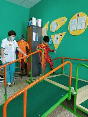 Космические костюмы, сказки на новый лад: как реабилитируют детей в Арском районе