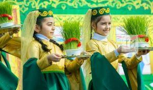В этом году в Казани прошел самый масштабный Науруз