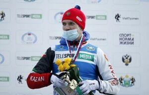 Лыжник из Зеленодольска занял третье место на чемпионате России по лыжным гонкам