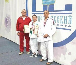 Татарстанцы завоевали медали на чемпионате России по дзюдо среди слепых