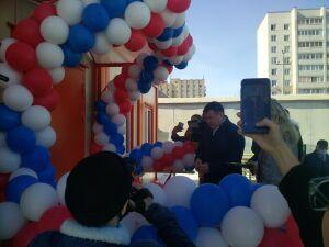 На окраине Набережных Челнов по просьбе пожилых людей открылся новый ФАП