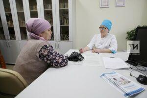 Пожилые Дрожжановского района РТ пройдут диспансеризацию в рамках нацпроекта