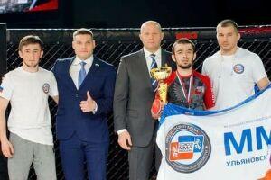 Федор Емельяненко посетил Казань и отметил организацию чемпионата ММА