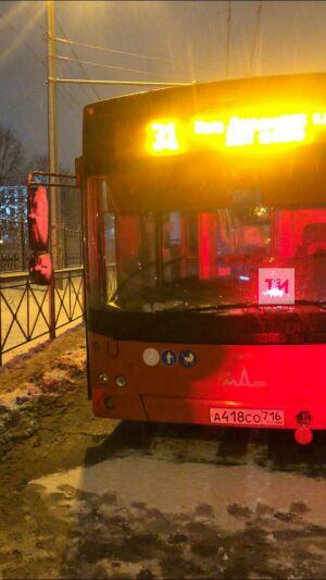Водитель автобуса, сбивший насмерть девушку в Казани, предстанет перед судом