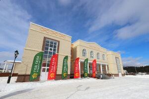 АО «Транснефть – Прикамье» помогло открыть в Удмуртии культурно-досуговый центр