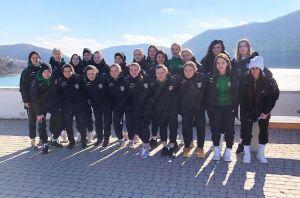 14 марта ЖФК «Рубин» сыграет свой первый матч в чемпионате женской Суперлиги