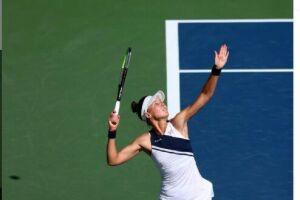 Вероника Кудерметова выбыла из борьбы в одиночном разряде на турнире в Дубае