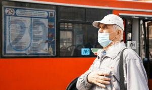 С начала марта в транспорте Казани выявили 2 тысячи нарушителей масочного режима