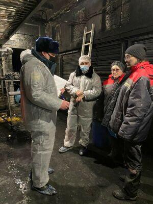 Прокуратура нашла нарушения противопожарной безопасности на птицефабрике в РТ