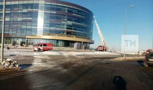 Директора стройфирмы оштрафовали после пожара с пострадавшими в Иннополисе