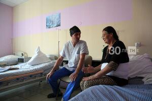 Минздрав РТ планирует увеличить количество мест в больницах Казани