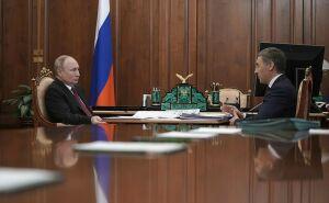 Владимир Путин отметил необходимость поддержки молодых ученых