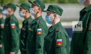 С начала пандемии в Татарстане врачи нашли коронавирус у 19 призывников