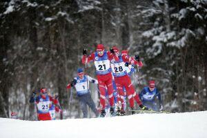 Сборная Татарстана выиграла чемпионат и Кубок России по лыжным гонкам