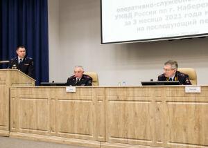 Глава МВД по РТ представил нового начальника отдела полиции в Набережных Челнах