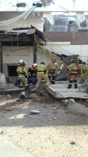 В Альметьевске на рабочего рухнула бетонная плита, мужчина погиб