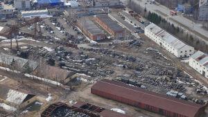 Во время вертолетного облета экологи обнаружили в Татарстане более 100 нарушений