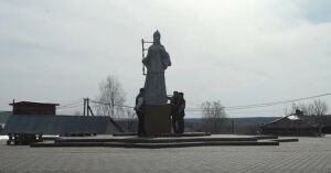 Высота памятника царице Сююмбике в Рязанской области составит 4,2 метра