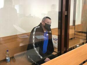 К финишу близится дело Ринтика, обвиняемого в покушении на директора УНИКСа