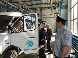 Автобусы в РТ чаще всего не проходят техосмотр из-за неисправных руля и тормозов