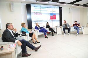«Неважно, какого пола кандидат»: эксперты клуба «Волга» обсудили, может ли женщина стать президентом