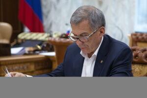 Минниханов доложил Хуснуллину о реализации нацпроектов в Татарстане