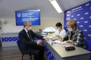 Бариев: Площадка праймериз позволяет напрямую услышать проблемы избирателей