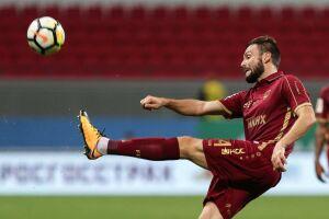 Экс-футболист «Рубина» сыграл в официальном матче впервые за два года