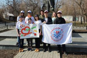 В Казани участники проекта «Самостоятельные дети» рассказали сверстникам о здоровом образе жизни