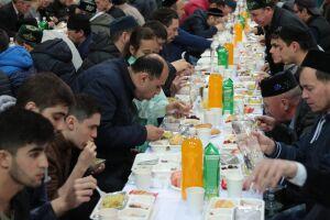 Республиканский ифтар в Татарстане состоится 11 мая на Kazan Expo