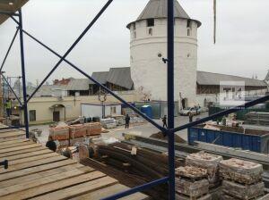 В Казанском Кремле отреставрируют Консисторскую башню