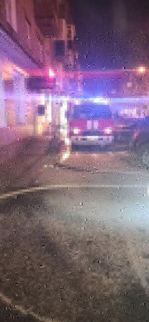 В Казани устанавливают личность женщины, погибшей на ночном пожаре в пятиэтажке