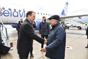 В Казань прибыл Премьер-министр Беларуси