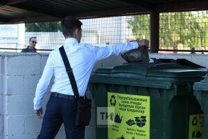 Татарстан предлагает ввести единые «мусорные» тарифы