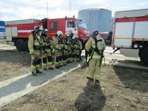 «Транснефть — Прикамье» провело пожарно-тактические учения в Свердловской области