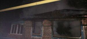 Мужчина и женщина погибли в ночном пожаре в татарстанской деревне