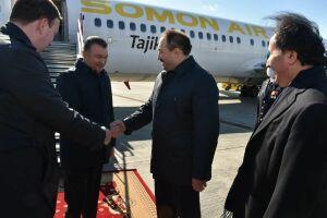 В Казань прибыл Премьер-министр Таджикистана