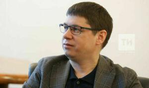 Шамиль Садыков о сердце на здании «Татмедиа»: Наш сигнал могла увидеть половина города