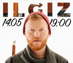 В Казани пройдет первый сольный концерт артиста лейбла Yummy music Ильгиза Шайхразиева
