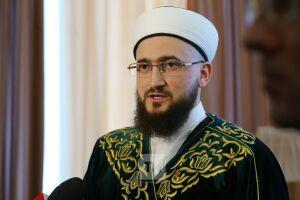 Муфтий Татарстана оценил серию мусульманских открыток от «Хатлар йорты»
