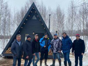 Первый вице-премьер Якутии: «В Зеленодольском районе шикарные производства»