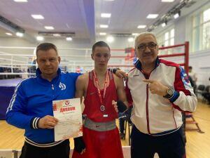 Нижнекамский боксер выиграл первенство Приволжского федерального округа