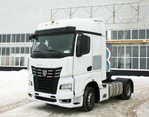«КАМАЗ-мастер» будет участвовать в ралли «Шелковый путь» с новыми грузовиками К5