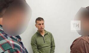 Укравшего в Казани чемодан с бриллиантами колумбийца  доставили в Казань