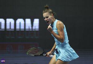 Вероника Кудерметова выиграла стартовый матч на турнире в США