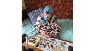 Нацпроект: Бугульминские соцработники реабилитируют пожилых игровой терапией